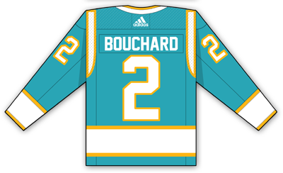 Repêchage 2018 Bouchard