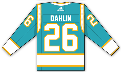 Repêchage 2018 Dahlin