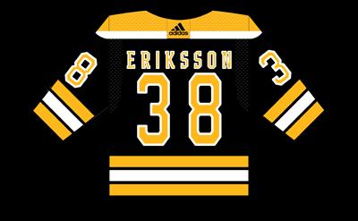 Repêchage 2018 Eriksson