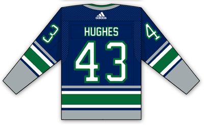 Repêchage 2018 Hughes