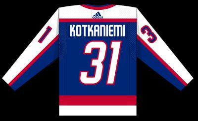 Repêchage 2018 Kotkaniemi